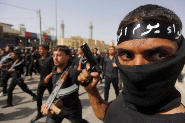 На Днепропетровщине расположен лагерь ИГИЛ? - Днепр Инфо