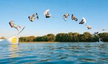 В Днепре будут соревноваться лучшие воднолыжники мира