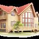 Строительство домов, коттеджей из газобетона.