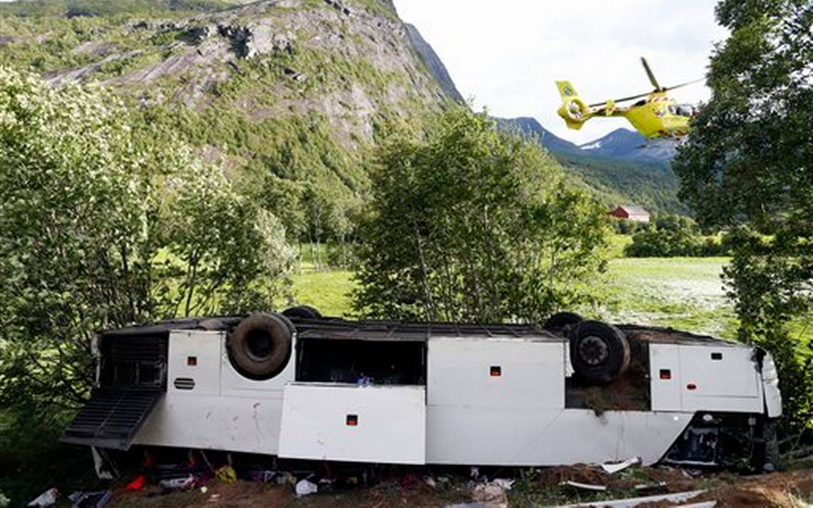 Norway Bus Accident