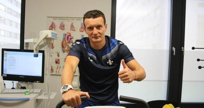 Защитник сборной Украины Федецкий перешел в германский «Дармштадт»