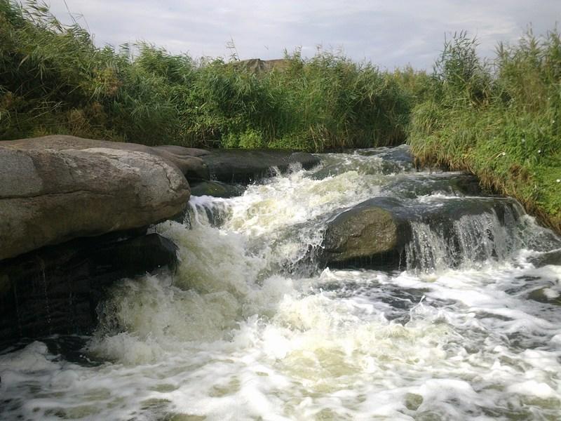 Шолоховский водопад