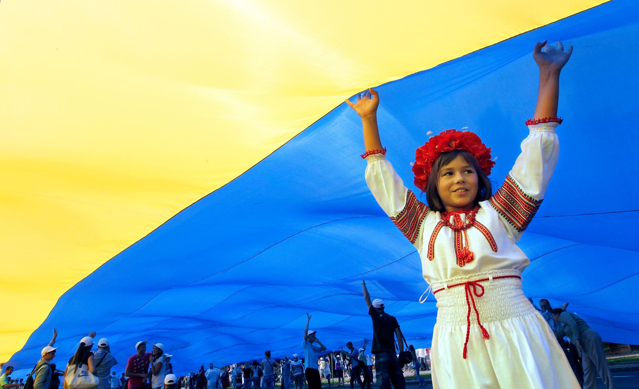 Сценарий фестиваль народов мира украина