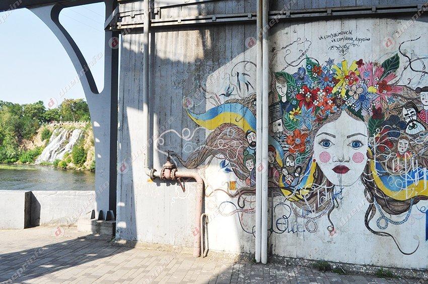мост на Монастырский