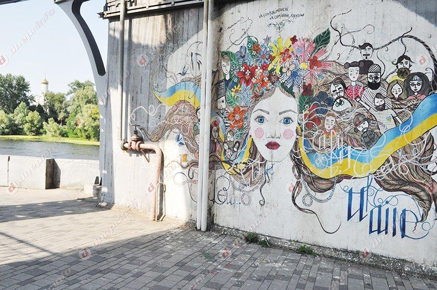 мост на Монастырский__