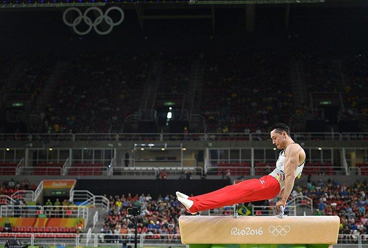 Rio 2016 - Turnen