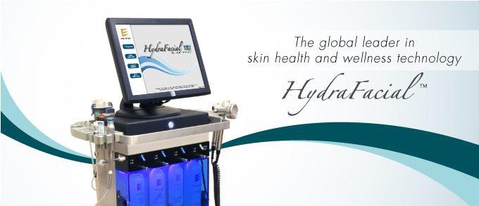 Hydrafacial-System
