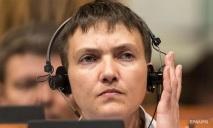 Савченко устроила скандал на заседании комитета ВР