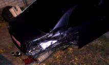 Пьяный водитель ездил по набережной без заднего колеса