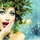 Новогодние акции в салоне красоты  «IZUM»