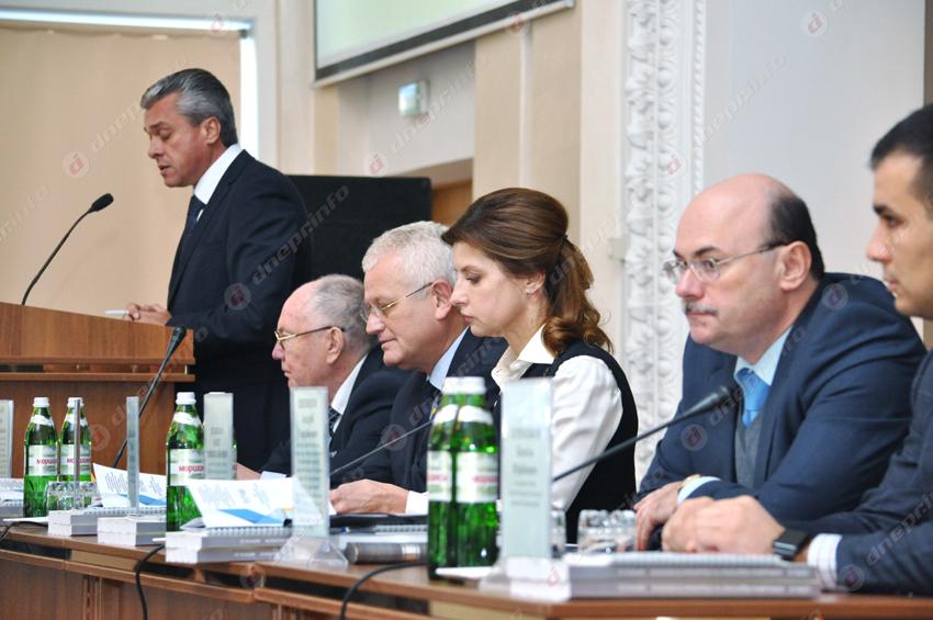 Первая леди Украины посетила днепровский Музей АТО