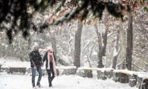 Украину заметет снегом: синоптики дали прогноз на выходные