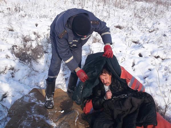 НаДнепропетровщине отпереохлаждения погибла женщина