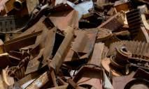 На Днепропетровщине задержали мужчину, перевозившего 15 тонн металлолома