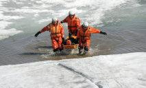 В Днепре спасали очередного рыбака