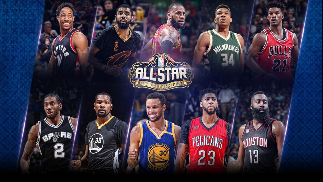 all-star starters
