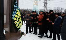 В Днепре почтили память погибших за независимость Азербайджана и Украины