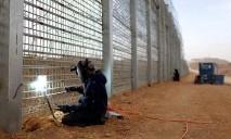 Украина передумала строить стену на границе с Россией