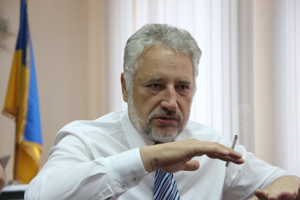 Восстанавливать ЛЭП вАвдеевке планируют ввоскресенье— Жебривский
