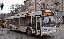 Скоро все пересядем на троллейбусы