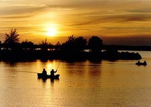 рыбалка-с-лодке