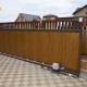 Специфика установки откатных ворот на гараж в Днепропетровске: советы от vorota24.com.ua