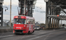 В Днепре изменится работа трамваев