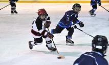 В Днепре стартовал детский хоккейный турнир