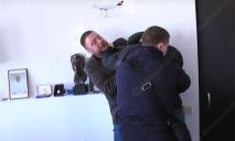 Опубликовано видео драки в горсовете Днепра