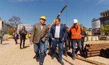 Турки тормозят строительство метро?