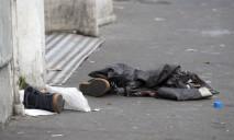 Житель Днепра разделся посреди Киева ради смартфона