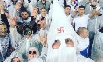 «Динамо» — «Шахтер»: новый нацистский скандал в украинском футболе