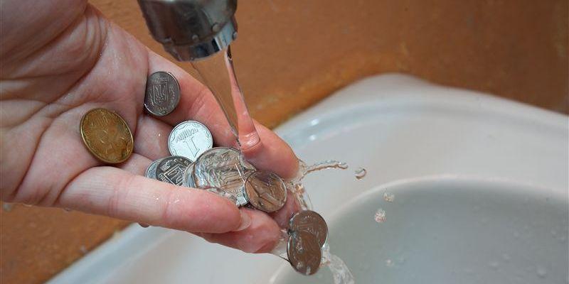 В Донецкой области тариф на воду увеличат на 40 %