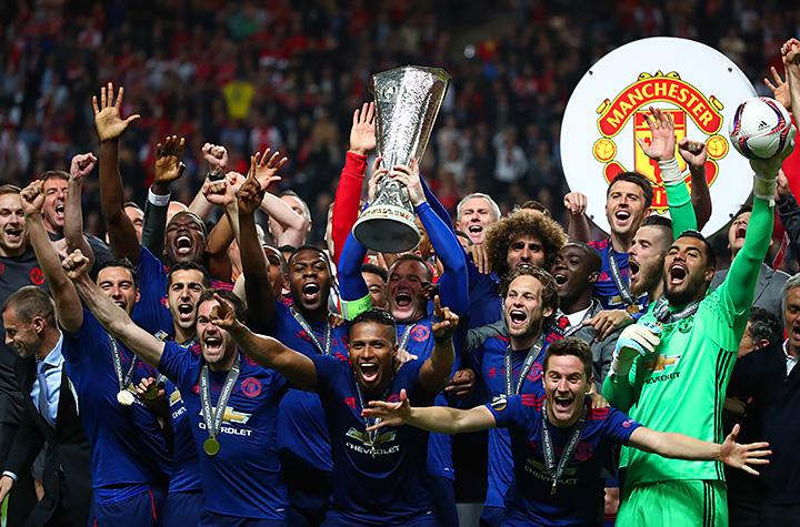 «Ростов» поздравил «Манчестер Юнайтед» спобедой вЛиге Европы