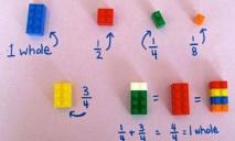 У днепровских школьников вместо книжек на партах появится конструктор Lego