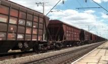 В Днепре грузовой поезд переехал женщину