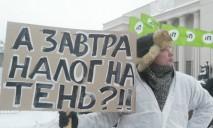 Правительство хочет получать налоги с расходов украинцев