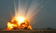 Взрыв на военном полигоне под Днепром: 8 раненных