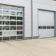Панорамные стеклянные промышленные ворота на vorota24.com.ua теперь доступны и в Днепре!