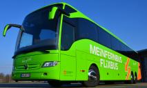 Из Украины в Европу начнут курсировать автобусы европейского перевозчика Flixbus