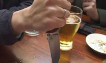 Очередная пьяная поножовщина в области