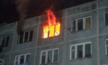 В области дети чуть не сожгли себя в квартире