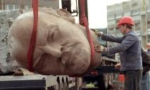 Сколько памятников Ленину было снесено в период активной декоммунизации