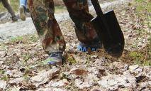 Под Днепром найдены человеческие останки
