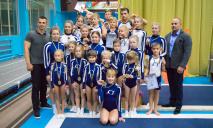 XIX открытый чемпионат Днепропетровской области по спортивной акробатике и прыжкам на акробатической дорожке