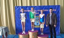 Чемпионат Днепропетровской области по прыжкам на акробатической дорожке