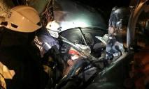 4 подростка погибли в страшнейшем ДТП: тела были зажаты в машине
