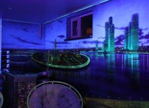 Флуоресцентные-3d-обои-на-стены