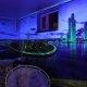 Фотообои с флуоресцентными рисунками от Make.ua