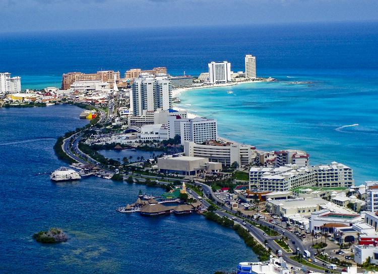 Канкун-Мексика